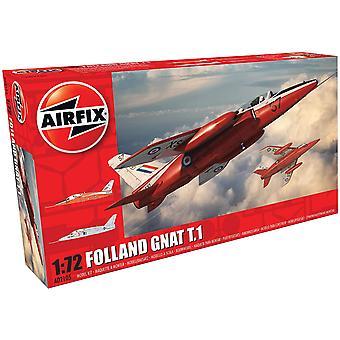 Airfix S2 Folland Gnat T.1 1/72