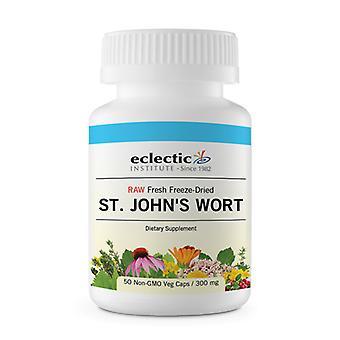 Eklektisk Institute Inc St John's Wort, 300 Mg, 90 Kepsar