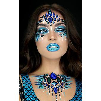 Shrine The Gypsy Shrine - Halloween Face & Body Jewels - Mera