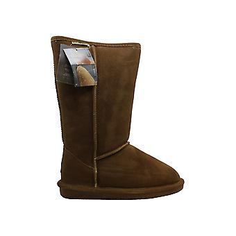 BEARPAW Femeiăs Shana Fashion Boot, Hickory, 6 M SUA