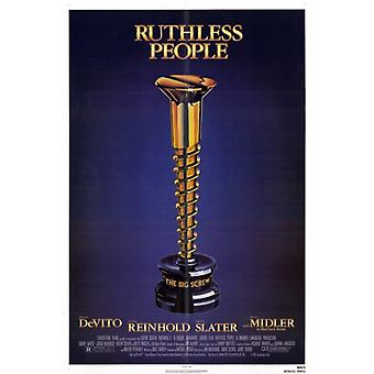 Ruthless People Movie Poster Print (27 x 40)