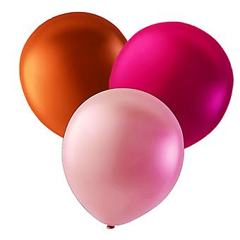 Sassier - Balloons in romantic colors | Birthday | Party