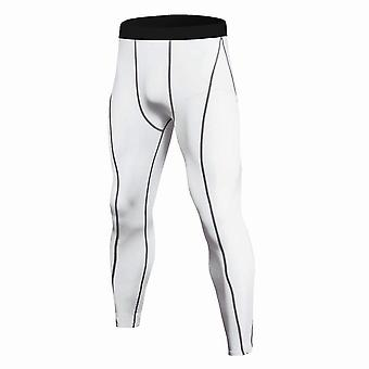 Compression Leggings Running Pants Hommes- Jogging Leggings Sports Pantalon homme
