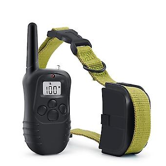 Original Pet Trainer Lcd Remote Electric Dog Collars For Training Dog