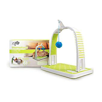 Cat Grooming Arch Interactive Toys