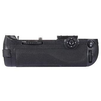 PULUZ κάθετη λαβή μπαταριών φωτογραφικών μηχανών για nikon D800/D800E/D810 ψηφιακή φωτογραφική μηχανή SLR (μαύρος)