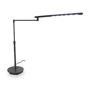 Led desk lamp Benni T matt grey Led daylight white 3 W 10922