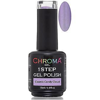 Chroma Gel One Step Gel Polish - Cosmic Candy Cloud