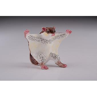 Brown Rat-trinket Box