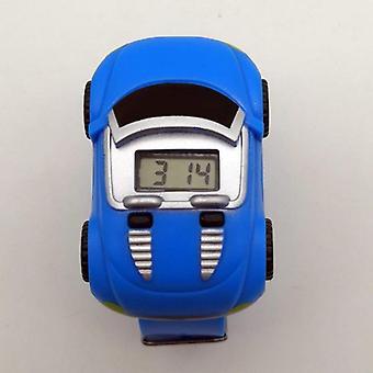 Cartoon Bil Watch Legetøj For Baby Fashion Elektronisk innovativ form
