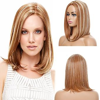 Women Wig Fashion Wig Sheath Women Short Hair Synthetic Wigs