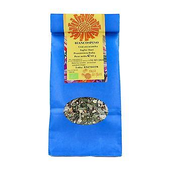Hawthorn Flowers-Leaves Herbal tea 60 g of powder