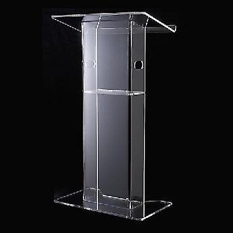 Acryl Podium Kerk Preekstoel Perspex Clear Lectern