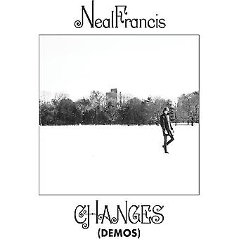 Francis,Neal - Changes (Demos) [Vinyl] USA import