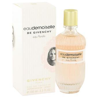 Eau Demoiselle Eau Florale Eau De Toilette Spray (2012) Af Givenchy 3,3 ounce Eau De Toilette Spray