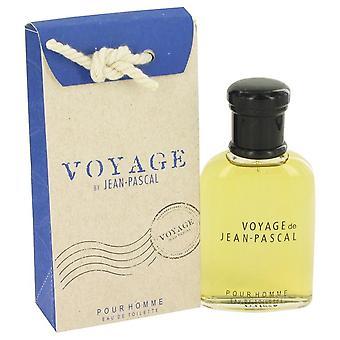 Voyage Eau De Toilette Spray By Jean Pascal 1.7 oz Eau De Toilette Spray