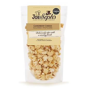 Camembert syr popcorn