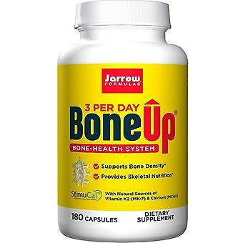 Jarrow Formulas BoneUp Three Per Day Caps 180
