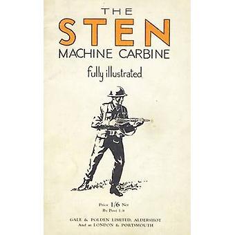 Sten Machine Carbine by Anon - 9781847348203 Book