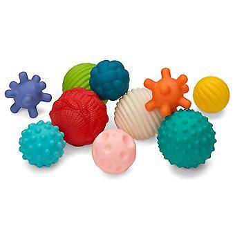 Infantino go gaga textured multi ball set
