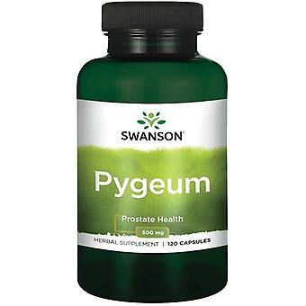Swanson Pygeum Standardisierte 500 mg 120 Kapseln