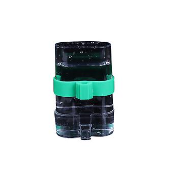 Swotgdoby Transparent Waterer For Birds, Automatic Feeder