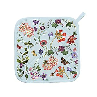 Ulster Weavers RHS Spring Floral Kitchen Textiles Oven  Mitts Pot Mat & Tea Cosy