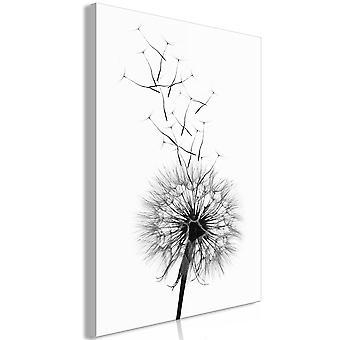 Canvas Print - Dandelion (1 Part) Vertical