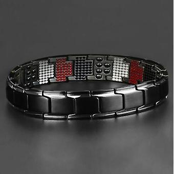 Fashion Strength Therapy Health Energy Bio Magnetic Bracelet