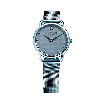 Lancaster Italy Analogueic Watch Quartz Woman with Stainless Steel Strap OLA0683MB/CL/CL/CL