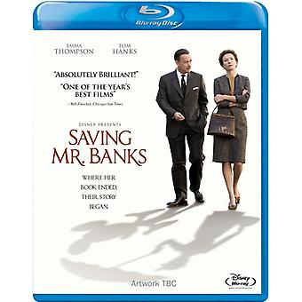 Herra Banks Blu-rayn pelastaminen