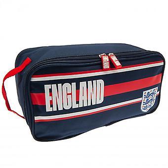 Englanti FA Raita Jalkapallo Boot Bag