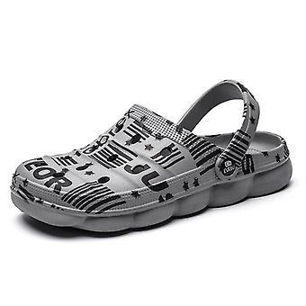 Men's Summer New Camo Garden Shoes