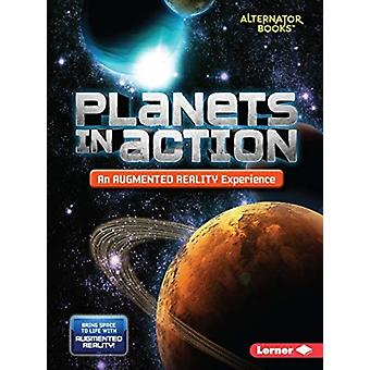Planets in Action An Augmented Reality Experience by Rebecca E. Hirsch