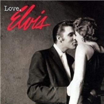 Elvis Presley Love Elvis CD