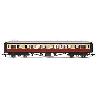 Hornby BR 63' Hawksworth korridor tredje W2267W Era 4 Modell tåg