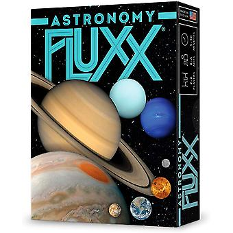 Astronomy Fluxx Card Game