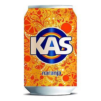 Osvěžující nápoj Kas Orange (33 cl)