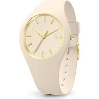 Ice Watch Wristwatch - ICE glam brushed - Almond skin - Medium - 3H - 019533