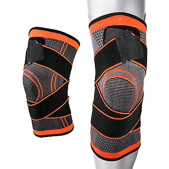 Lohill Knee Support Brace Compression Strap Sleeve Sports Protector Ligament Adjustable