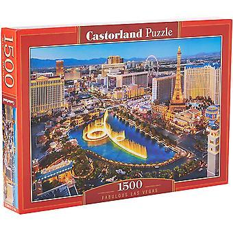 Castorland Fabulous Las Vegas Jigsaw Puzzle (1500 Pieces)