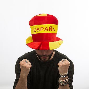 Spansk flagghatt