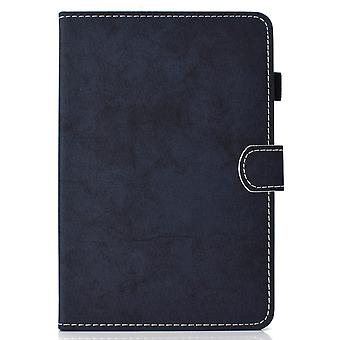 Case For Samsung Galaxy Tab A7 Cover With Auto Sleep/wake Magnetic - Navy