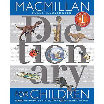 قاموس ماكميلان للأطفال بقلم سيمون أمبير شوستر