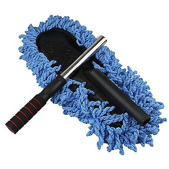 Car Wash Duster Wax Brush Auto Exterior Cleaning Tools Retractable