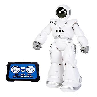 RC Robot Gesture Sensing Programmeerbare afstandsbediening Dansen Cadeau voor kinderen| RC Robot (Wit)