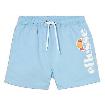 Pantaloncini da bagno blu chiaro Bervio Boys Bervisse