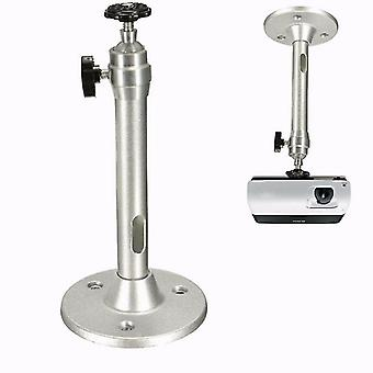 1pc 360 Degree Adjustable Projector -ceiling Mount Stand 18cm Wall Projector