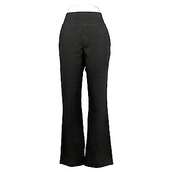 WVVY By Fitty Britttty Women's Pants French Terry Lounge Black 732874