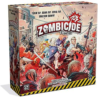 Zombicide Horror Adventure Board Game 2nd Edition